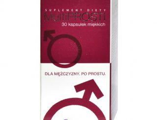MultiProsti, kapsułki, 30 szt. / (+pharma)