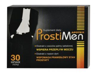 ProstiMen Apotex, kapsułki, 30 szt. / (Apotex)