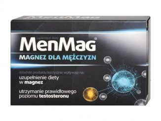 MenMag, tabletki, 30 szt. / (Aflofarm)