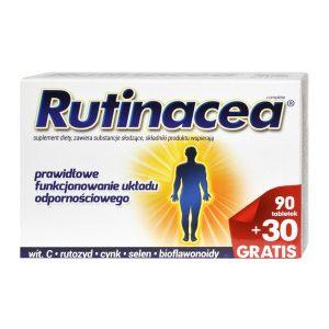 Rutinacea Complete, tabletki, 90 szt. + 30 szt. / (Aflofarm)