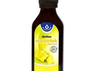 Wiesiołek OleoVitum, olej z nasion wiesiołka, 100 ml / (Oleofarm)