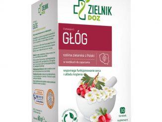 Głóg, zioła do zaparzania, 2 g, 30 saszetek / (Doz)