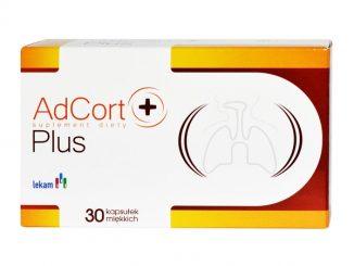 AdCort Plus, kapsułki miękkie, 30 szt. / (Lek-am)