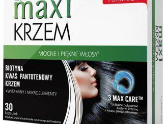 Maxi Krzem, kapsułki, 30 szt. / (Colfarm)