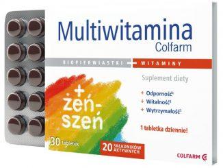 Multiwitamina Colfarm, tabletki, 30 szt. / (Colfarm)