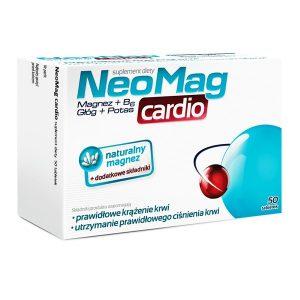 NeoMag Cardio, tabletki, 50 szt. / (Aflofarm)
