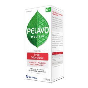 Pelavo Multi 6+, płyn, 120 ml / (Usp Zdrowie)