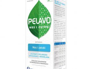 Pelavo Nos i Zatoki, syrop, 120 ml / (Usp Zdrowie)