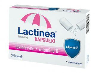 Lactinea, kapsułki, 20 szt. / (Novascon Pharmaceuticals)