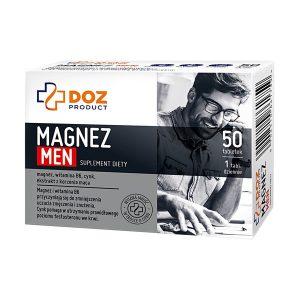 Magnez Men, tabletki, 50 szt. / (Doz)