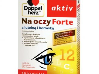 Doppelherz aktiv Na oczy Forte, kapsułki, 30 szt. / (Queisser)