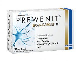 Prewenit Balance T, tabletki o przedłużonym uwalnianiu, 30 szt. / (Biofarm)