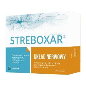 Streboxar, kapsułki, 30 szt. / (Unipharm)