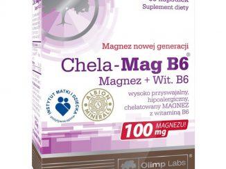Olimp Chela-Mag B6, kapsułki, 60 szt. / (Olimp Laboratories)