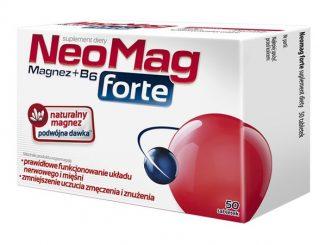 NeoMag Forte, tabletki, 50 szt. / (Aflofarm)