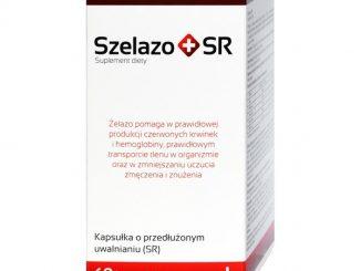Szelazo + SR, kapsułki o przedłużonym uwalnianiu, 60 szt. / (Kreo)