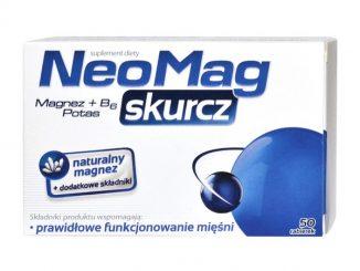 NeoMag Skurcz, tabletki, 50 szt. / (Aflofarm)