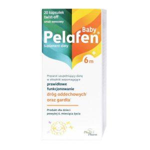Pelafen Baby 6m+, kapsułki twist-off, 20 szt. / (Phytopharm)