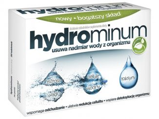 Hydrominum, tabletki, 30 szt. / (Aflofarm)