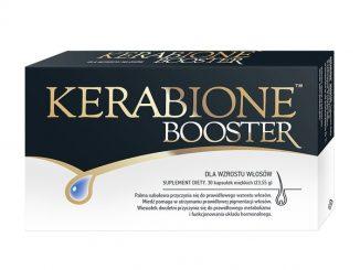 Kerabione Booster, kapsułki, 30 szt. / (Valentis)