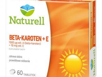 Naturell Beta-Karoten + E, tabletki, 60 szt. / (Naturell)