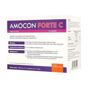 Amocon Forte C, proszek do rozpuszczania w saszetkach, 21 szt. / (Axxon)