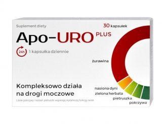 Apo-Uro Plus, kapsułki, 30 szt. / (Apotex)