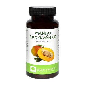 Mango Afrykańskie, kapsułki, 60 szt. / (Alter Medica)