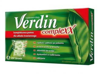 Verdin Complexx, tabletki, 30 szt. / (Usp Zdrowie)