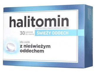 Halitomin, tabletki do ssania, 30 szt. / (Aflofarm)