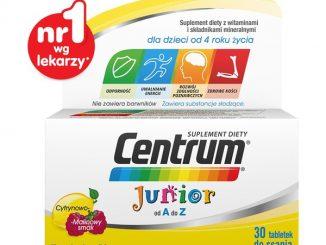 Centrum Junior, tabletki, 30 szt. / (Pfizer)