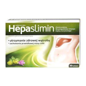 Hepaslimin, tabletki, 30 szt. / (Aflofarm)