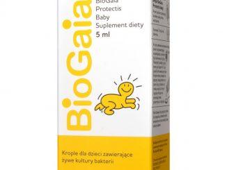 BioGaia probiotyczne krople dla dzieci, 5 ml / (Biogaia)