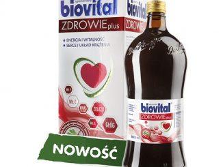 Biovital Zdrowie Plus, płyn, 1000 ml / (Egis)
