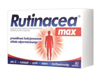 Rutinacea Max, tabletki, 60 szt. / (Aflofarm)
