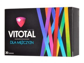 Vitotal dla Mężczyzn, tabletki, 30 szt. / (Aflofarm)