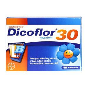 Dicoflor 30, kapsułki, 10 szt. / (Siit)