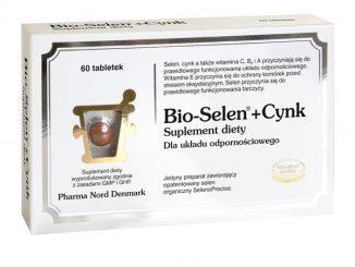 Bio-Selen + Cynk, tabletki, 60 szt. / (Pharma Nord)