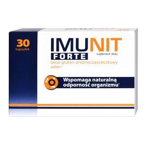Imunit Forte, kapsułki, 30 szt. / (Solinea)