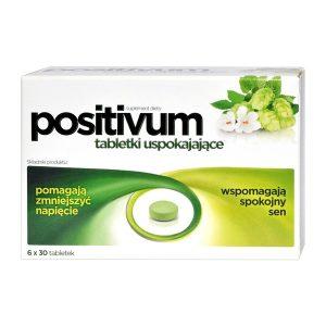 Positivum, tabletki, 180 szt. / (Aflofarm)
