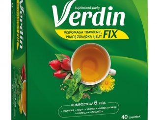 Verdin fix, saszetki, 40 szt. / (Usp Zdrowie)