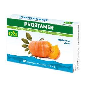Prostamer, 700 mg, kapsułki elastyczne, 60 szt / (Gal)