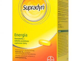 Supradyn Energia, tabletki powlekane, 30 szt. / (Delpharm Gaillard)