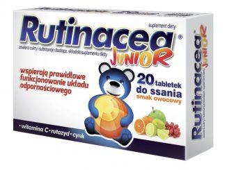 Rutinacea Junior, tabletki do ssania, 20 szt. / (Aflofarm)