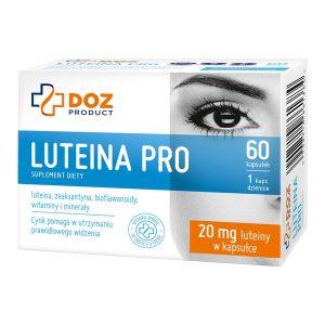 Luteina Pro, kapsułki, 60 szt. / (Doz)
