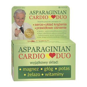Asparaginian CardioDuo, tabletki, 50 szt. / (Uniphar)