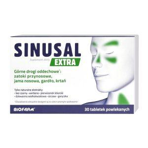 Sinusal Extra, tabletki powlekane, 30 szt. / (Biofarm)