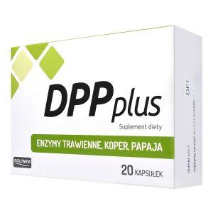 DPP Plus (Complex), kapsułki, 20 szt. / (Solinea)