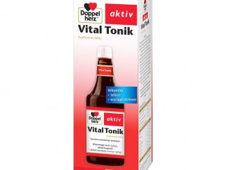 Doppelherz Vital Tonik, płyn, 750 ml / (Queisser)
