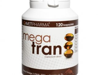 Mega Tran, kapsułki, 120 szt. / (Avet Pharma)